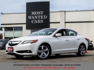 Used 2014 Acura ILX w/ Premium Package | LEATHER | CAMERA | SUNROOF for sale in Kitchener, ON
