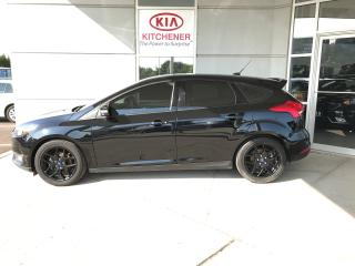 Used 2017 Ford Focus Hatchback SEL for sale in Kitchener, ON
