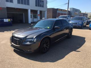 Used 2017 Chrysler 300 S for sale in Edmonton, AB