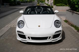 Used 2011 Porsche 911 2011 Porsche 911 - 2dr Speedster for sale in Vancouver, BC