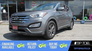 Used 2013 Hyundai Santa Fe Sport 2.4 Premium ** 1 Owner, Heated Seats, Bluetooth ** for sale in Bowmanville, ON