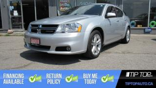 Used 2011 Dodge Avenger SXT ** Clean CarFax, Heated Seats, Low Km** for sale in Bowmanville, ON