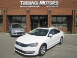 Photo of White 2014 Volkswagen Passat