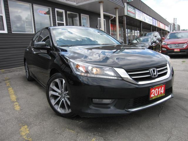 2014 Honda Accord Sport BACK UP CAMERA, HEATED SEATS!!!!