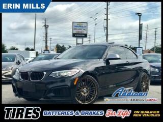 Used 2014 BMW M2 35i Coupe M Sport Line Navi|Sunroof|Harmon| for sale in Mississauga, ON