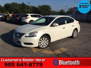 Used 2014 Nissan Sentra S  BLUETOOTH  PWR-GROUP AUTO for sale in St. Catharines, ON