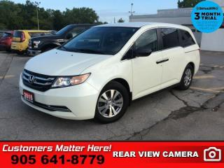 Used 2015 Honda Odyssey SE for sale in St. Catharines, ON
