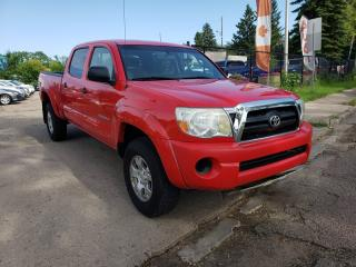 Used 2008 Toyota Tacoma 4.0L V6 4x4 Crew! Inspected W/Warranty! for sale in Edmonton, AB