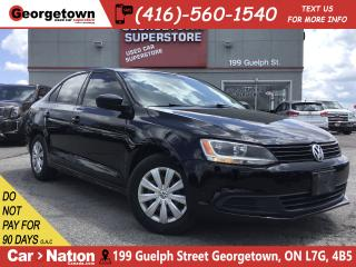 Used 2011 Volkswagen Jetta 2.0L Trendline|ONLY 109KM |AUTO|HTD SEATS|PWR GRP for sale in Georgetown, ON