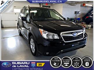 Used 2016 Subaru Forester 2.5i Touring Awd ** Toit ouvrant ** for sale in Laval, QC