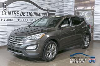 Used 2013 Hyundai Santa Fe LIMITED+GPS+AWD+CUIR+TOIT+MAGS for sale in Laval, QC