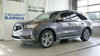Used 2017 Acura MDX Sport Hybrid ** SH-AWD ** for sale in Blainville, QC