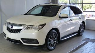 Used 2014 Acura MDX TECHNOLOGIE ** TV/DVD ** for sale in Blainville, QC