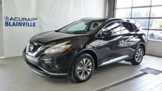 Used 2017 Nissan Murano SL AWD ** GPS ** for sale in Blainville, QC