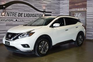 Used 2018 Nissan Murano Sv Awd Toit Camera for sale in Laval, QC