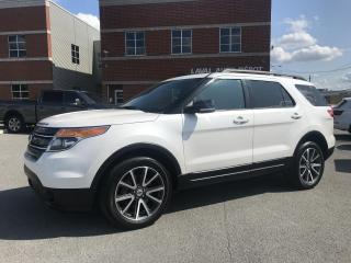 Used 2015 Ford Explorer XLT / 7 PLACES / NAV / SIEGES CHAUFFANTS for sale in Laval, QC