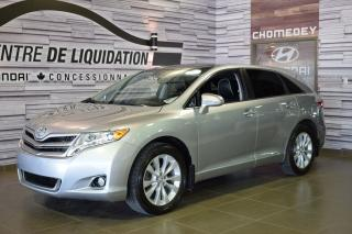 Used 2015 Toyota Venza Xle+awd for sale in Laval, QC