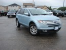 Used 2008 Ford Edge SEL AWD for sale in Winnipeg, MB
