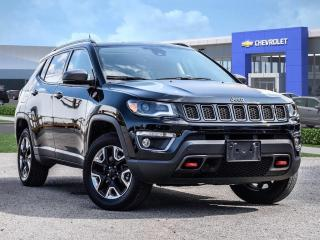Used 2018 Jeep Compass Trailhawk for sale in Markham, ON