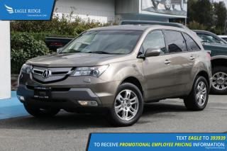 Used 2009 Acura MDX Heated Seats, Leather for sale in Coquitlam, BC
