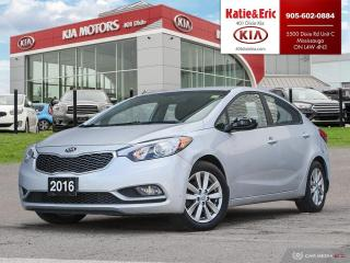 Used 2016 Kia Forte for sale in Mississauga, ON