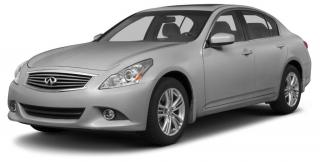 Used 2013 Infiniti G37 X Luxury for sale in Mississauga, ON