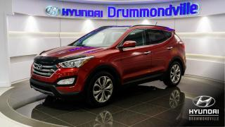 Used 2015 Hyundai Santa Fe Sport SE AWD + GARANTIE + TOIT PANO + MAGS + C for sale in Drummondville, QC