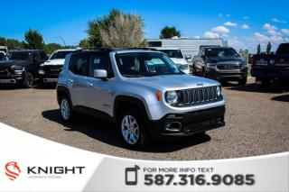 Used 2016 Jeep Renegade North - Remote Start, Heated Seats for sale in Medicine Hat, AB