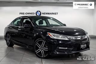 Used 2016 Honda Accord Sedan V6 Touring 6AT -1OWNER| for sale in Newmarket, ON