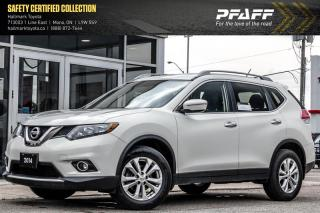Used 2014 Nissan Rogue SV AWD CVT for sale in Orangeville, ON