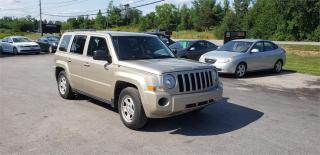 Used 2010 Jeep Patriot North 4x4 140k safetied North for sale in Madoc, ON