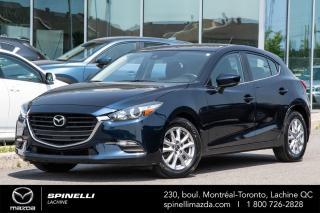 Used 2017 Mazda MAZDA3 GS AUTO A/C AUTO A/C GS for sale in Lachine, QC