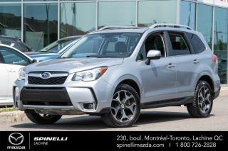 Used 2016 Subaru Forester XT Touring TECH TECH GPS TOIT CUIR MAG for sale in Lachine, QC