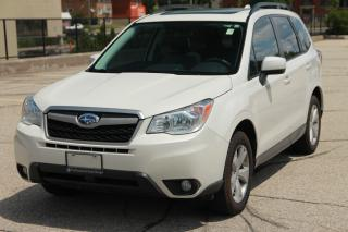 Used 2016 Subaru Forester 2.5i Touring Package Sunroof | Heated Seats | CERTIFIED for sale in Waterloo, ON