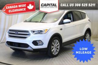 Used 2018 Ford Escape Titanium 4WD*LEATHER*SUNROOF*NAV* for sale in Regina, SK