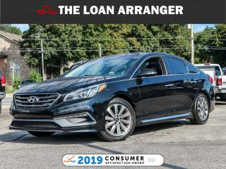 Used 2016 Hyundai Sonata for sale in Barrie, ON