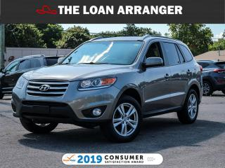 Used 2012 Hyundai Santa Fe for sale in Barrie, ON