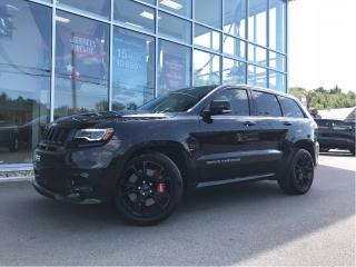 Used 2017 Jeep Grand Cherokee SRT TOIT ENS AUDIO 198$/Sem for sale in Ste-Agathe-des-Monts, QC