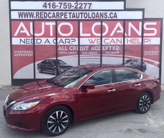 2018 Nissan Altima 2.5 SV SV-ALL CREDIT APPROVED