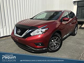 Used 2015 Nissan Murano SL TRES PROPRE for sale in Rouyn-Noranda, QC