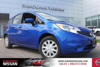 Used 2015 Nissan Versa Note One owner accident free trade.Nissan certified preowned! for sale in Toronto, ON