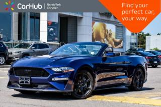 Used 2018 Ford Mustang GT Premium|SiriusXM|Bluetooth|Backup.Cam|Power.Top|Keyless.Go| for sale in Thornhill, ON