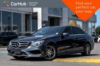 Used 2016 Mercedes-Benz E-Class E 250 BlueTEC|AMG.Styling,Sport,KeylessGo.Pkgs|Pano.Sunroof| for sale in Thornhill, ON