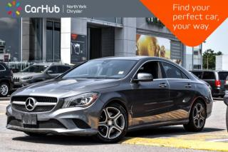 Used 2016 Mercedes-Benz CLA-Class 250|Backup.Cam|Bluetooth|GPS|Heat.Frnt.Seats|Voice.Command| for sale in Thornhill, ON