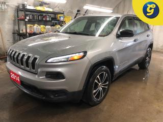 Used 2014 Jeep Cherokee Sport * Remote start * Projection headlights * Auto dimming rearview mirror* Phone connect * Hands free steering wheel controls * for sale in Cambridge, ON