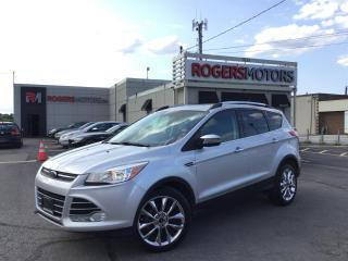 Used 2015 Ford Escape SE - NAVI - HTD SEATS - REVERSE CAM for sale in Oakville, ON