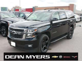 Used 2018 Chevrolet Suburban LT for sale in North York, ON