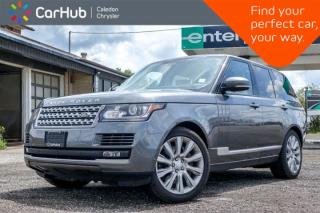 Used 2016 Land Rover Range Rover SC|4x4|Navi|Pano Sunroof|Backup Cma|Bluetooth|Leather|Heated Seats|21