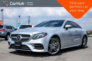 Used 2018 Mercedes-Benz E-Class E 400|4Matic|Navi|Pano Sunroof|Bluetooth|360 Backup Cam|Blind Spot|18