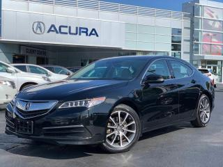 Used 2015 Acura TLX Tech TECH | NAVI | LEATHER | SAVE$$$ | $1000OFF for sale in Burlington, ON